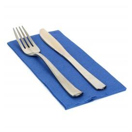 Servilleta de Papel 1/8 40x40 Azul (50 Uds)