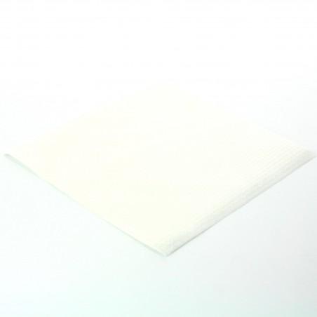Servilleta de Papel 30x30 2 Capas Blanca (100 Uds)