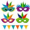 Vajilla Desechable para Carnaval